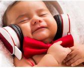 Bé phát triển toàn diện nhờ nghe những bài hát tiếng Anh cho trẻ sơ sinh