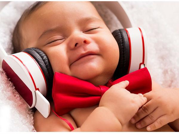 Những giai điệu vui vẻ, du dương giúp trẻ sơ sinh phát triển toàn diện