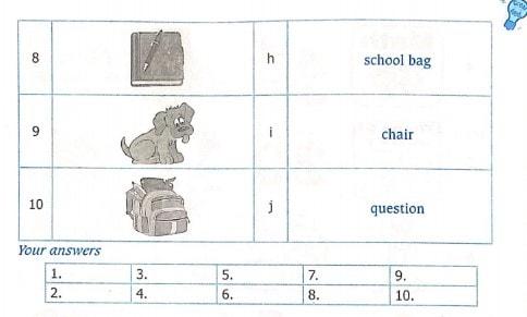 Đề thi Violympic tiếng anh lớp 4 round 1 test B