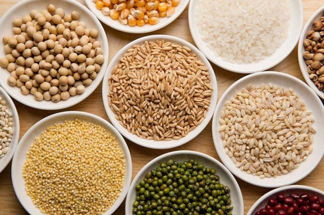 Ngũ cốc rất giàu dinh dưỡng đối với phụ nữ đang mang thai