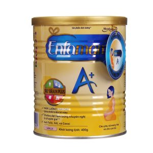 Enfamama A+ có 2 hương vị chính là socola và vani giúp cho người uống không cảm thấy ngán