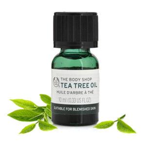 Mỹ phẩm cho bà bầu chứa tinh dầu tràm trà giúp điều trị mụn hiệu quả