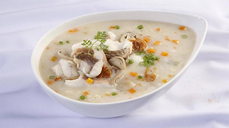 Cháo cá lóc thơm ngon, bổ dưỡng cho trẻ suy dinh dưỡng