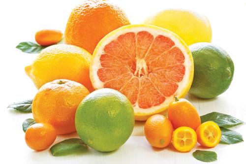 Trái cây giàu vitamin C giúp tăng cường hệ miễn dịch cho thai nhi