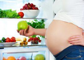 Bảng dinh dưỡng cho bà bầu gồm có những chất nào?