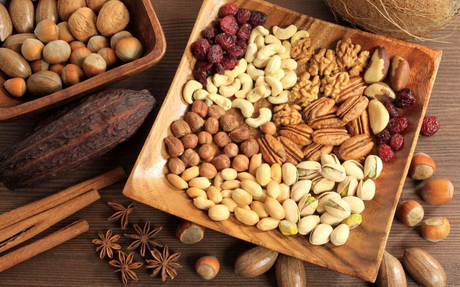 Ngũ cốc chứa nhiều dưỡng chất cần thiết cho sự phát triển của thai nhi