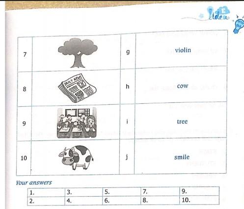 Đề thi Violympic tiếng anh lớp 4 round 5 tập 1