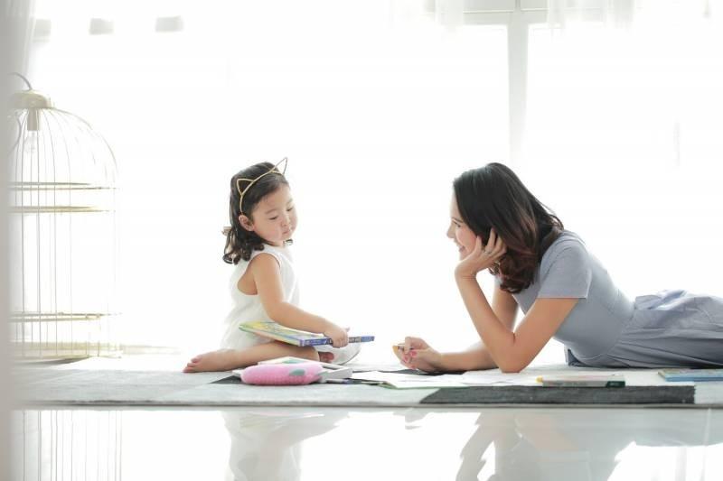 Trẻ 4 tuổi có sự thay đổi nhiều về mặt cảm xúc