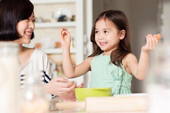 Rèn luyện tính tự lập cho cho trẻ là một phương pháp giúp trẻ thông minh hơn