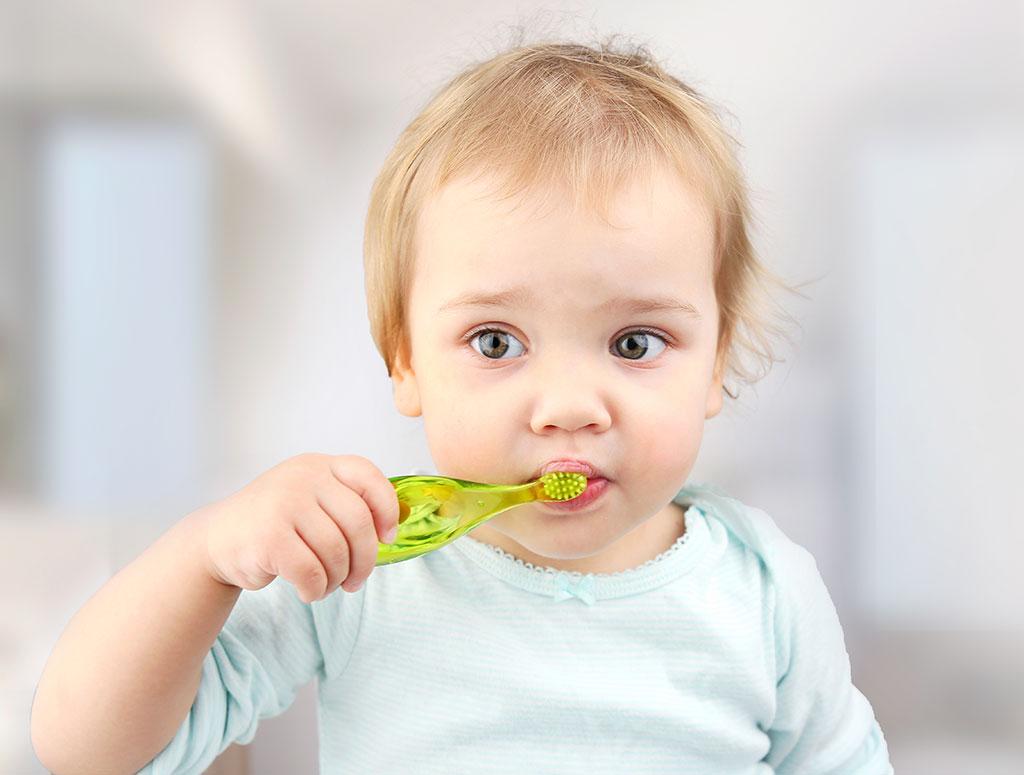 Trẻ 4 tuổi đã có khả năng tự đánh răng