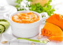 Món ăn dặm cho trẻ 6 tháng vừa bổ vừa dễ nấu