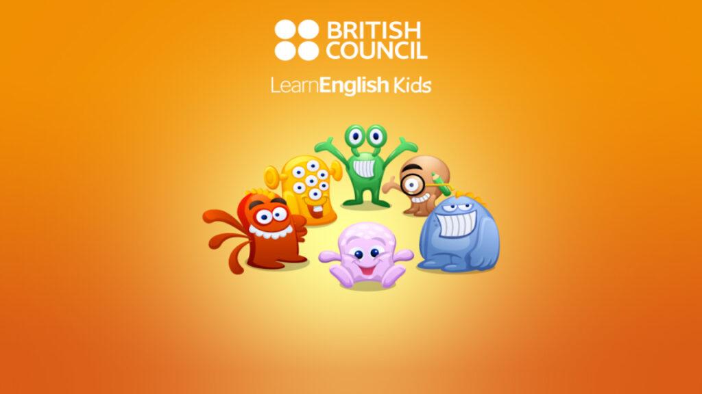 Giao diện phần mềm Learn English Kids: Videos