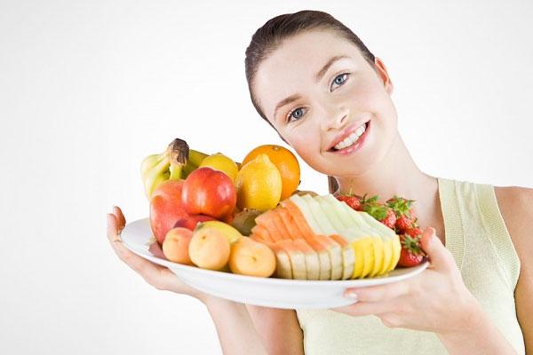 Phụ nữ mang thai ăn được hầu hết các loại hoa quả