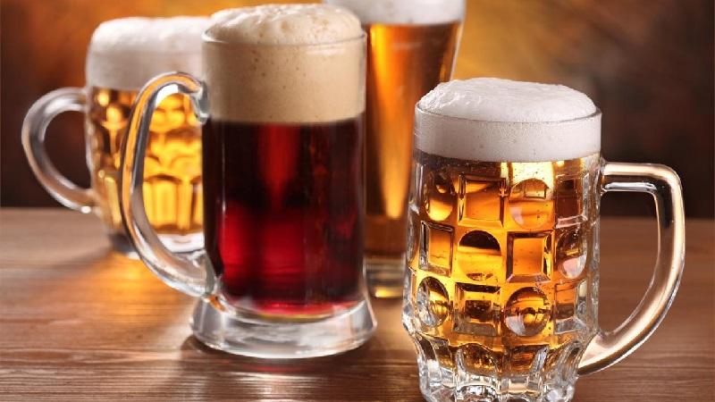 Tránh xa các loại rượu, bia trong suốt thời gian mang thai