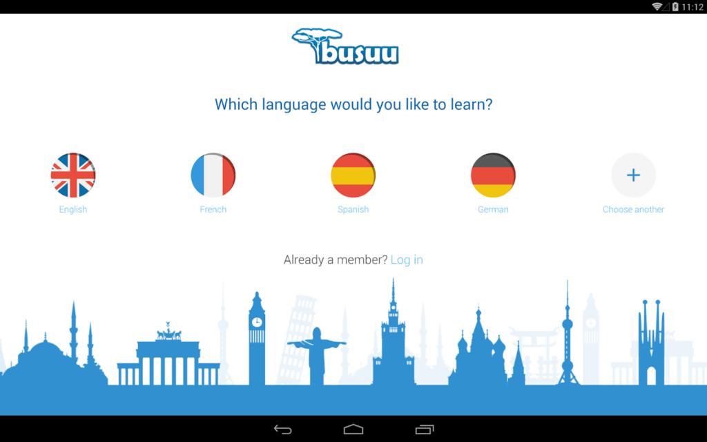 Tuy phải mất tiền hàng tháng nhưng Busuu là phần mềm rất lý tưởng cho việc học tiếng anh