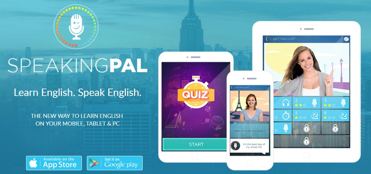 SpeakingPal tập trung phát triển kỹ năng nghe và nói
