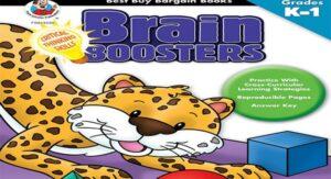 Brain Boosters là cuốn sách vừa dạy tiếng anh cho bé vừa giúp bé rèn luyện kỹ năng suy luận phân tích