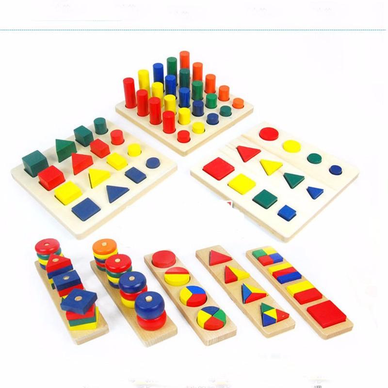 Đồ chơi toán học giúp bé vừa chơi vừa học