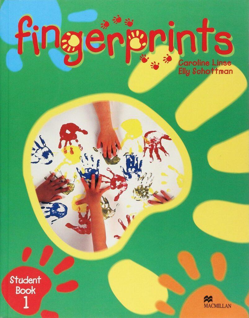 Bộ sách tiếng anh cho trẻ em Fingerprints 1,2,3