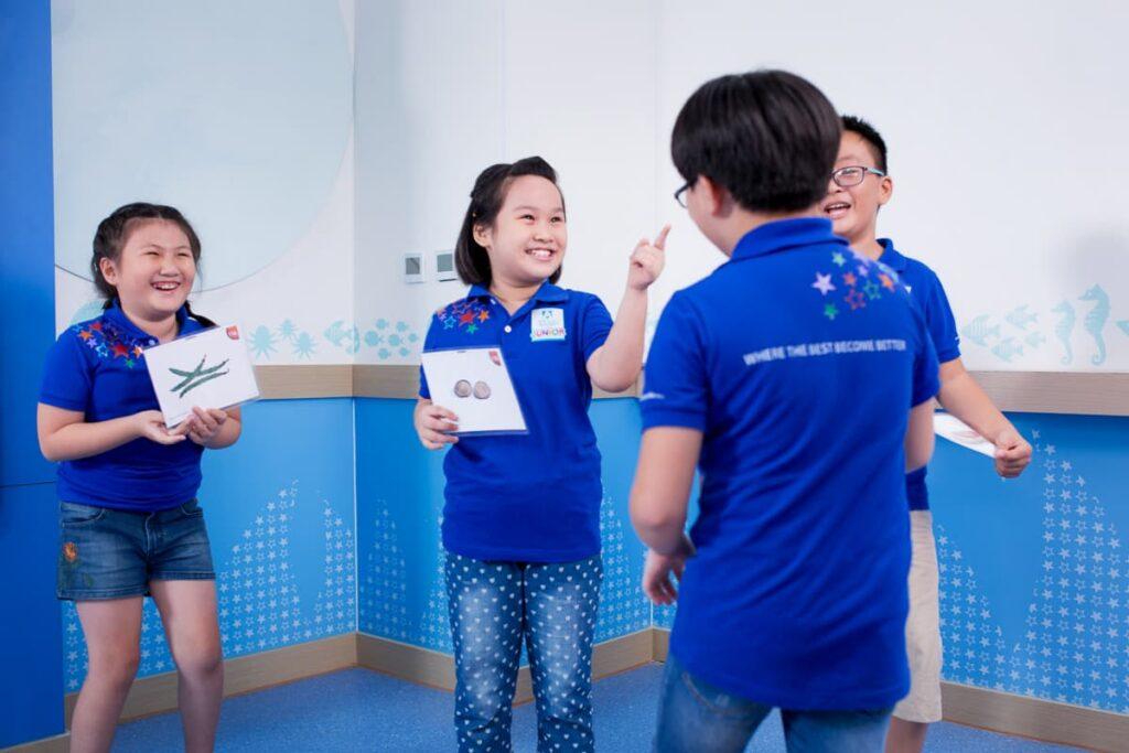 Khóa học tiếng anh cho trẻ 6 tuổi tại Apollo English