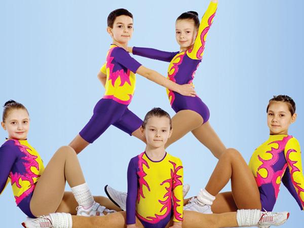 Aerobic giúp bé gái tăng chiều cao, cơ và xương đều phát triên