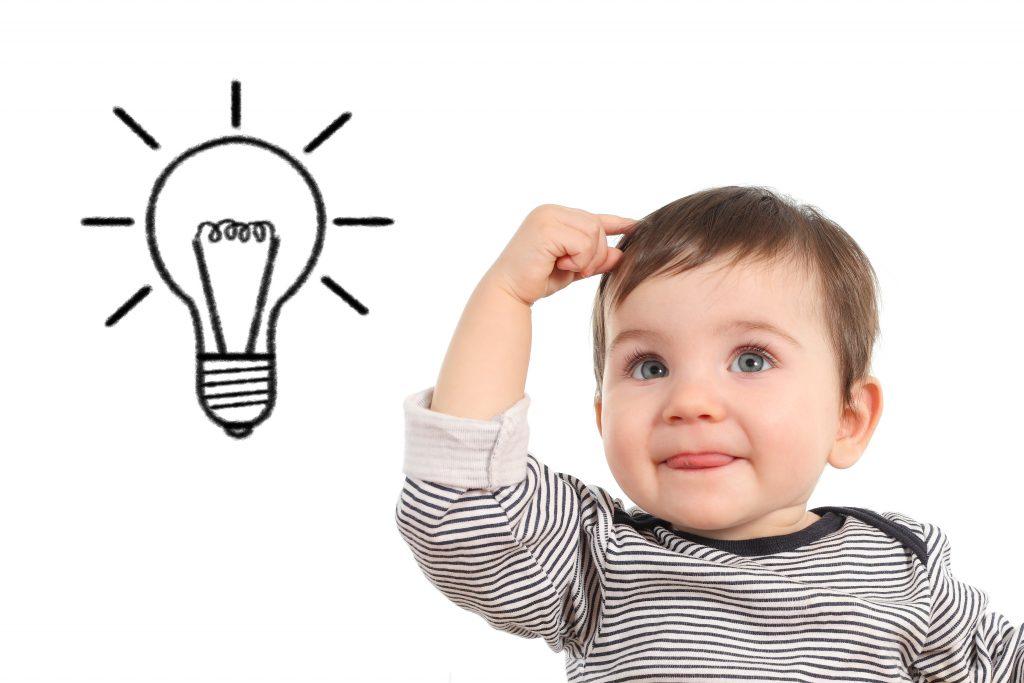 Dạy trẻ tư duy logic từ nhỏ giúp kích thích trí não cho bé