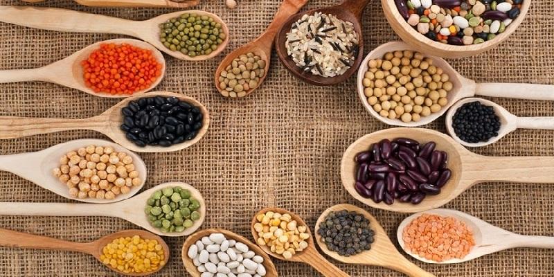 Các loại hạt và ngũ cốc chứa rất nhiều chất dinh dưỡng cần thiết cho trẻ 7 tuổi