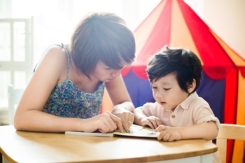 Học tiếng anh cho trẻ mẫu giáo giúp tăng cường khả năng tập trung cho trẻ