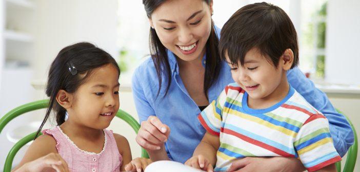 Phương pháp học tiếng anh mẫu giáo 5 tuổi hiệu quả cho con