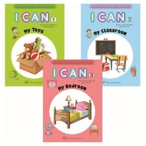 Sách học tiếng anh cho bé: I Can