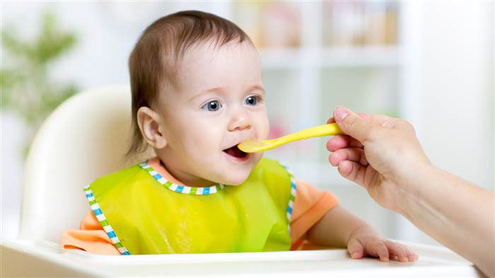 Phương pháp ăn dặm kiểu nhật cho bé 6 tháng tuổi