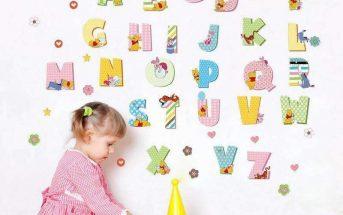 Dạy trẻ lớp 1 đánh vần hiệu quả cần phải cho bé làm quen với các mặt chữ cái, dấu câu