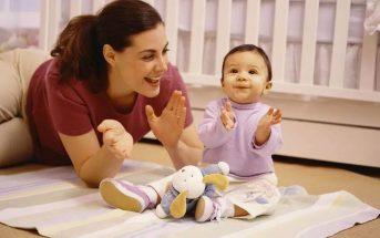 Dạy trẻ tập nói bằng cách nói chuyện với trẻ nhiều hơn