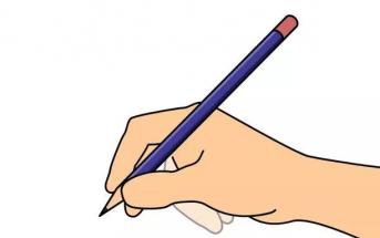 dạy trẻ cầm bút đúng
