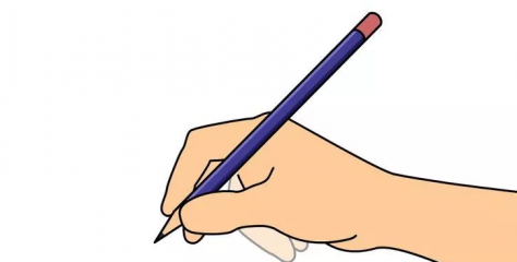 Dạy trẻ cách cầm bút đúng chuẩn để viết chữ đẹp