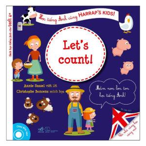 Sách học tiếng anh cho bé: Học tiếng anh cùng Harrap's Kids