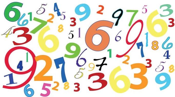 Hãy giúp bé nhận biết con số trước khi học tính