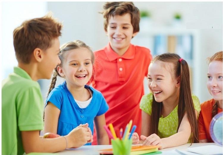 Trẻ học tiếng Anh sớm thường phát âm chuẩn và có phản xạ tự nhiên