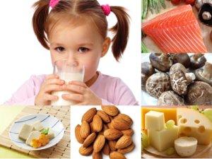 Thức ăn cho bé tăng cân