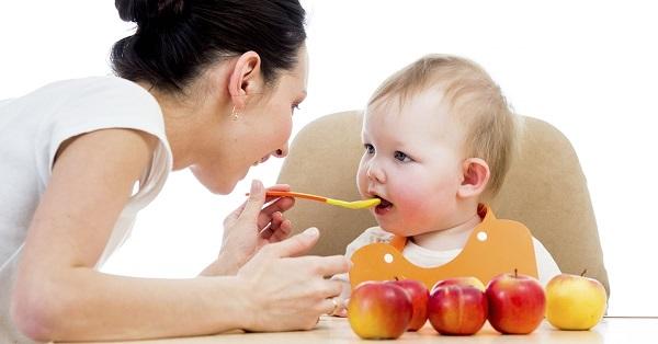 Rau củ ngăn ngừa táo bón ở trẻ