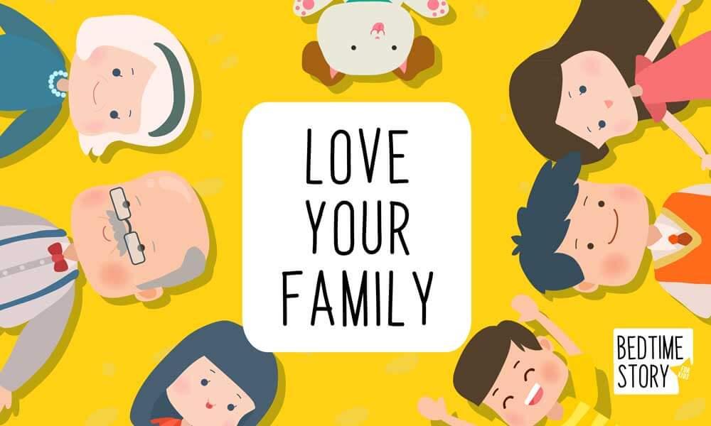 tiếng anh về gia đình