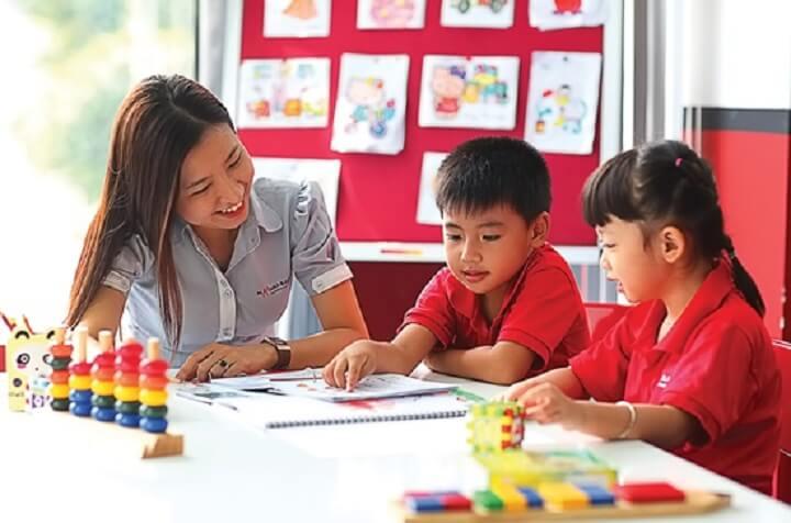 Giúp bé học toán giỏi