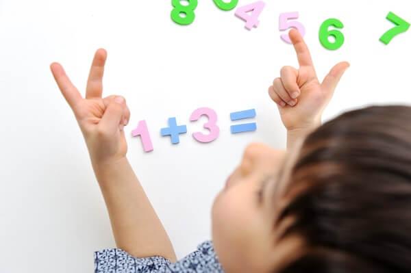 Giúp bé học toán nhanh