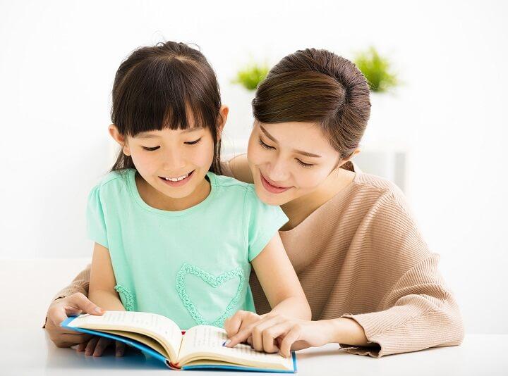 Bí quyết dạy con học giỏi