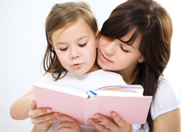Dạy con học tiếng Anh ở nhà