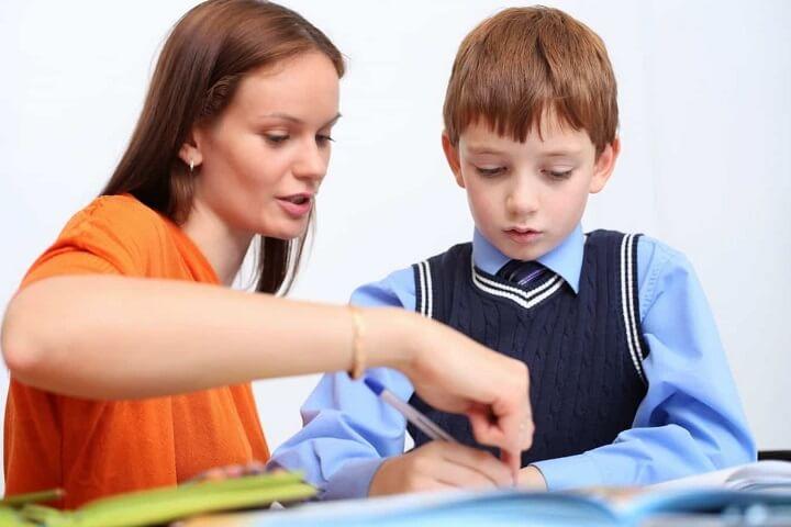Bí quyết dạy con học tiếng Anh ở nhà