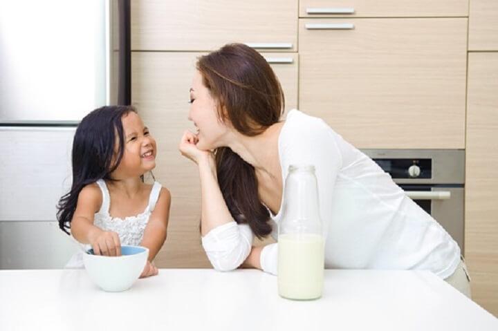 Bí quyết dạy con ngoan ngoãn