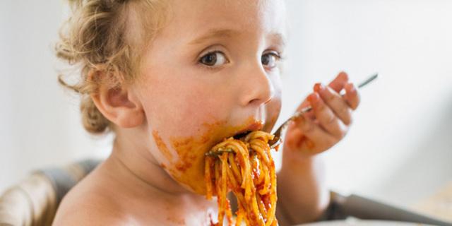 Cho con ăn ngoan miệng hơn