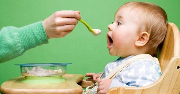 Cách nấu cháo sai lầm khiến trẻ thiếu chất