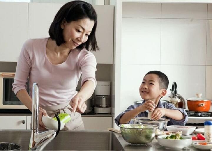 Cách dạy con của người Nhật